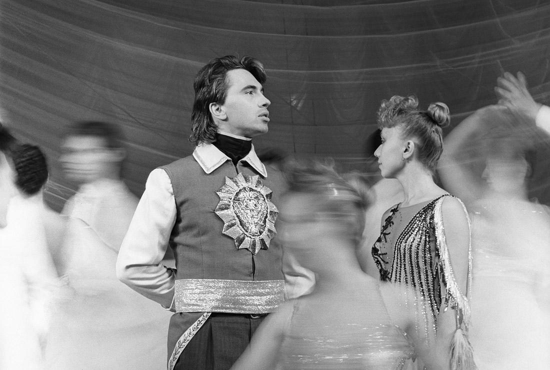Дмитрий Хворостовский. 1988 год.