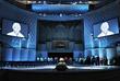 Концертный зал имени Чайковского перед началом церемонии прощания с артистом