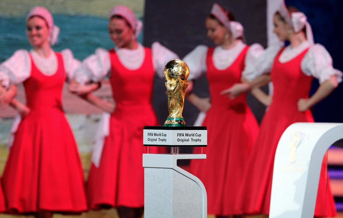 Кубок чемпионата мира по футболу FIFA 2018