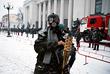 Антиправительственные протесты в Киеве
