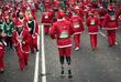 Благотворительный марафон в Мадриде