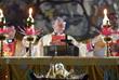 Празднование католического Сочельника в Непале
