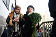 Актриса Вера Васильева (справа)