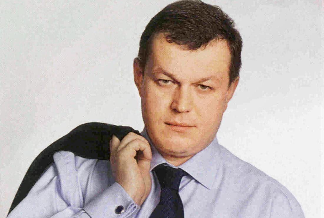 Британский подданный Юрий Шефлер, который годами судится с РФ за рубежом за права на использование водочных товарных знаков