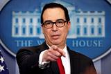 """Минфин США пообещал реальные санкции вслед за """"кремлевским списком"""""""
