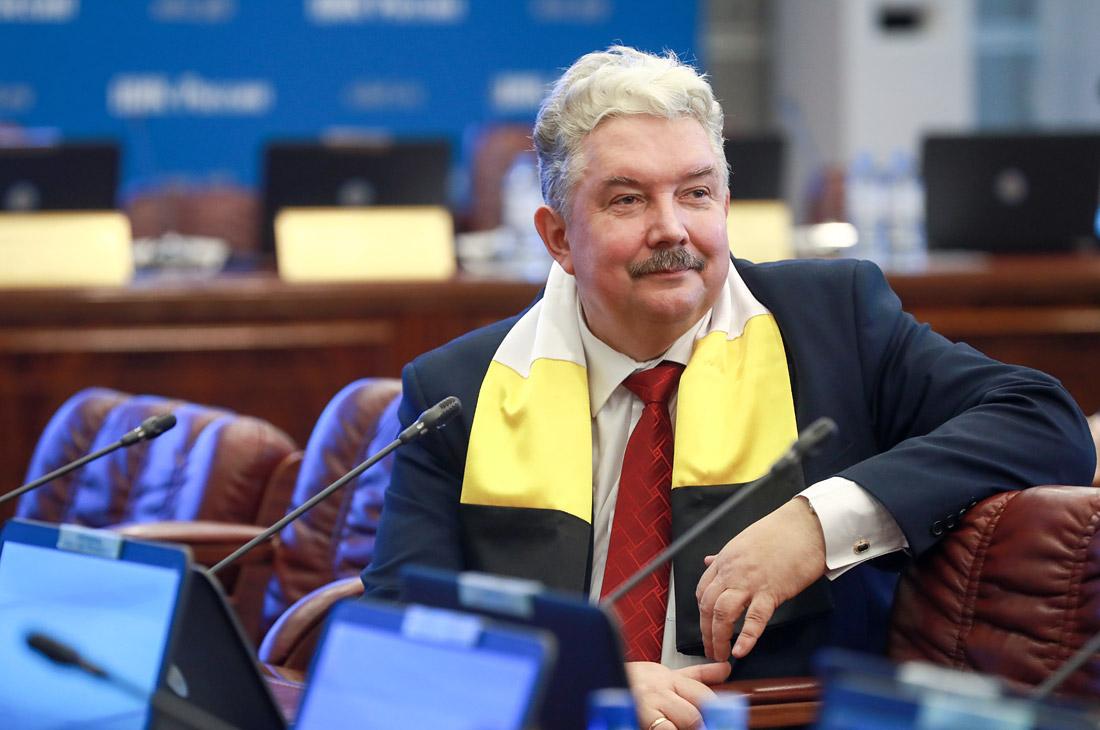 Сергей Бабурин: 2018