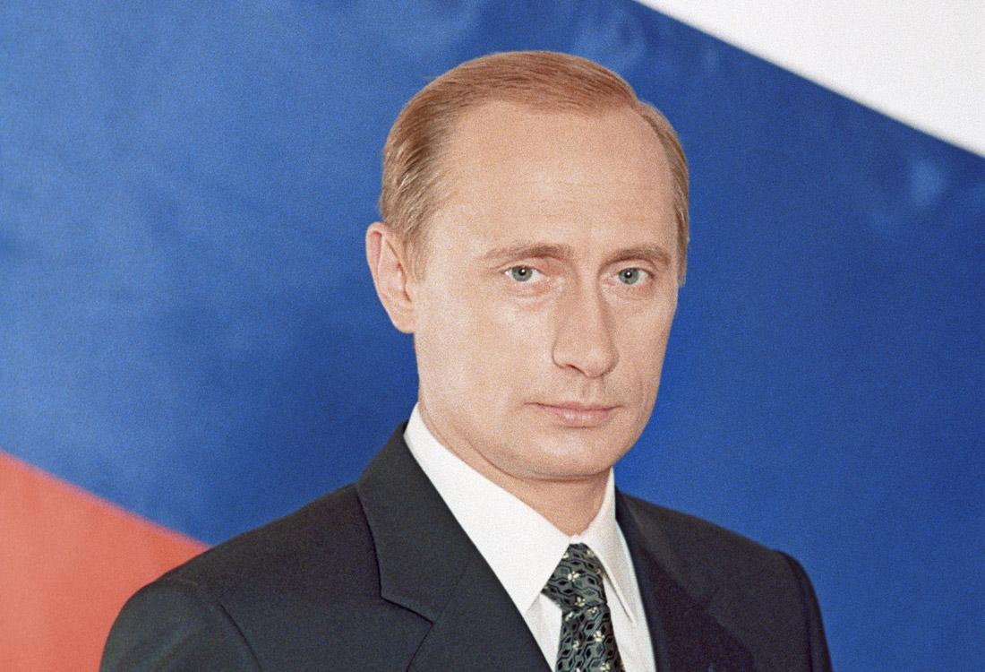 Владимир Путин: 2000
