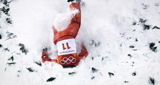 Олимпийские падения