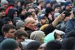 Митинг у администрации в Кемерове