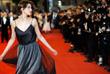 Российская актриса Анна Чиповская на красной дорожке Каннского кинофестиваля