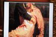 """Изображение на мониторе картины Ильи Репина """"Иван Грозный и сын его Иван"""", поврежденной 37-летним жителем Воронежа"""