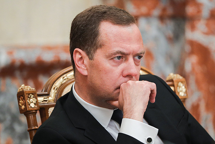 Медведев оценил будущий бюджет ПФР после изменений пенсионной системы