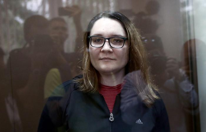 Суд отпустил Марию Дубовик иАнну Павликову под домашний арест