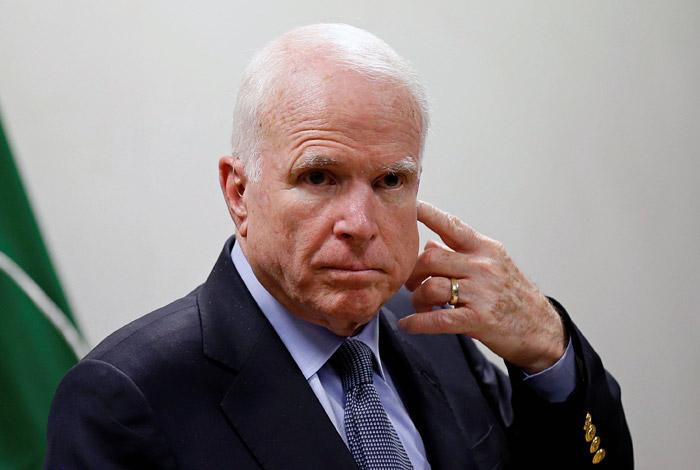 Вдова Джона Маккейна может занять его кресло вамериканском сенате— Семейный подряд