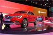 Рено также представил свою новую модель - купе-кроссовер Arkana