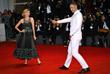 Британская актриса и член жюри 75-го Венецианского кинофестиваля Наоми Уоттс и режиссер Тайко Вайтити