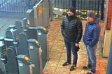 Обвиняемые в отравлении Скрипалей россияне попали в объектив камеры видеонаблюдения
