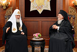 В храмах РПЦ перестанут молиться за Константинопольского патриарха