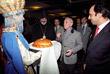 Шарль Азнавур в Москве. 1998 год.