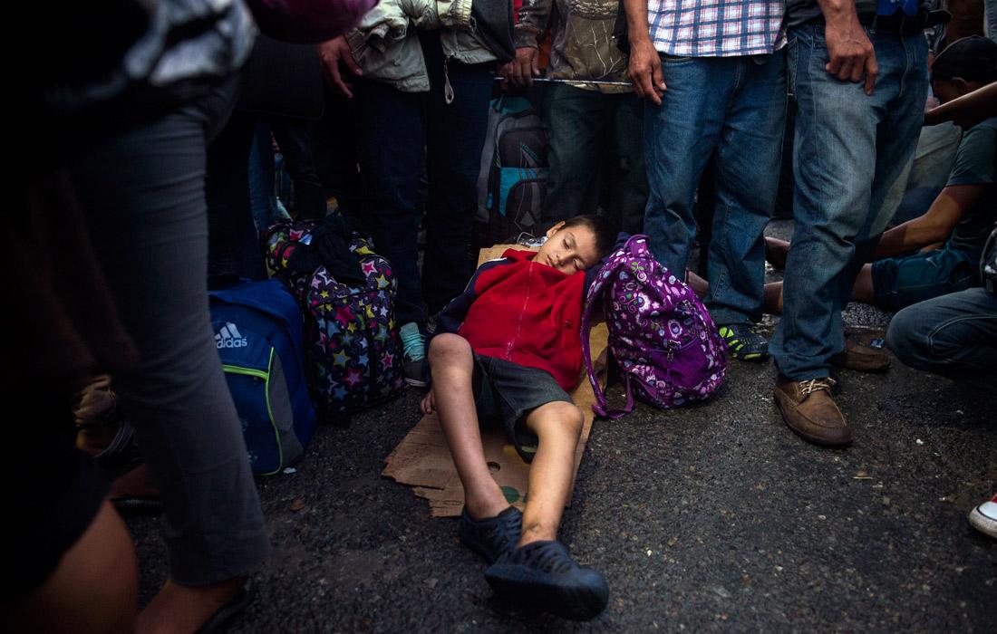 Группа чрезвычайной помощи будет предоставлять мигрантам информацию о системе предоставления убежища в Мексике, а также давать советы по юридическим вопросам