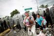 Мексика отправила сотни полицейских к своей границе, после того как Трамп пригрозил направить военных для полного закрытия границы со страной