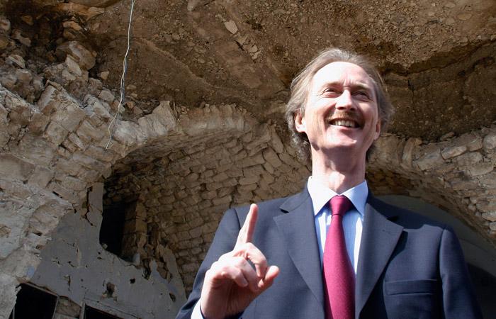 СМИ узнали имя нового спецпосланника генерального секретаря ООН поСирии