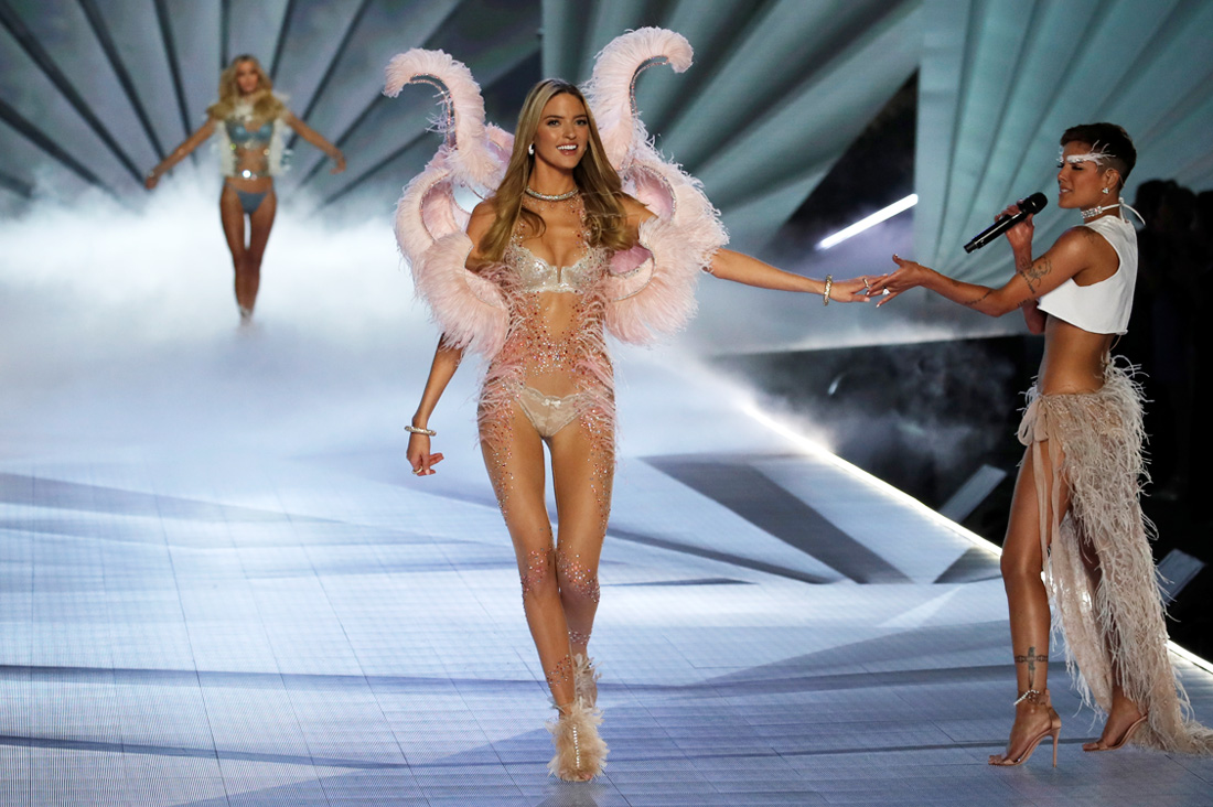 Шоу Victoria's Secret - фото 10 из 12