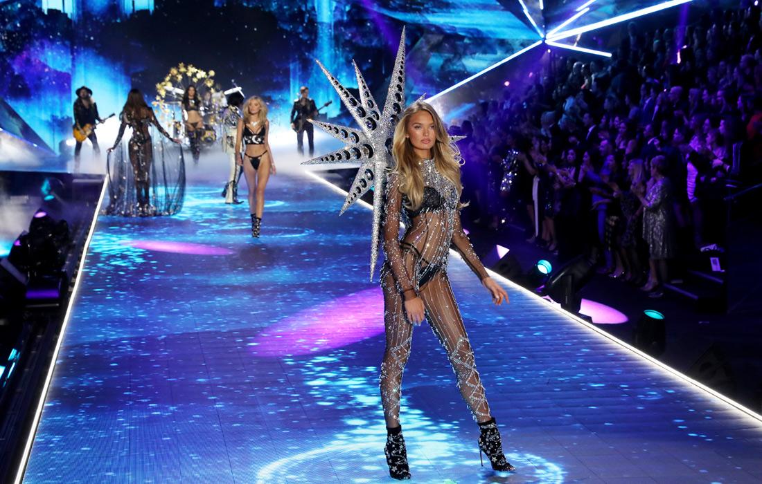 Шоу Victoria's Secret - фото 12 из 12