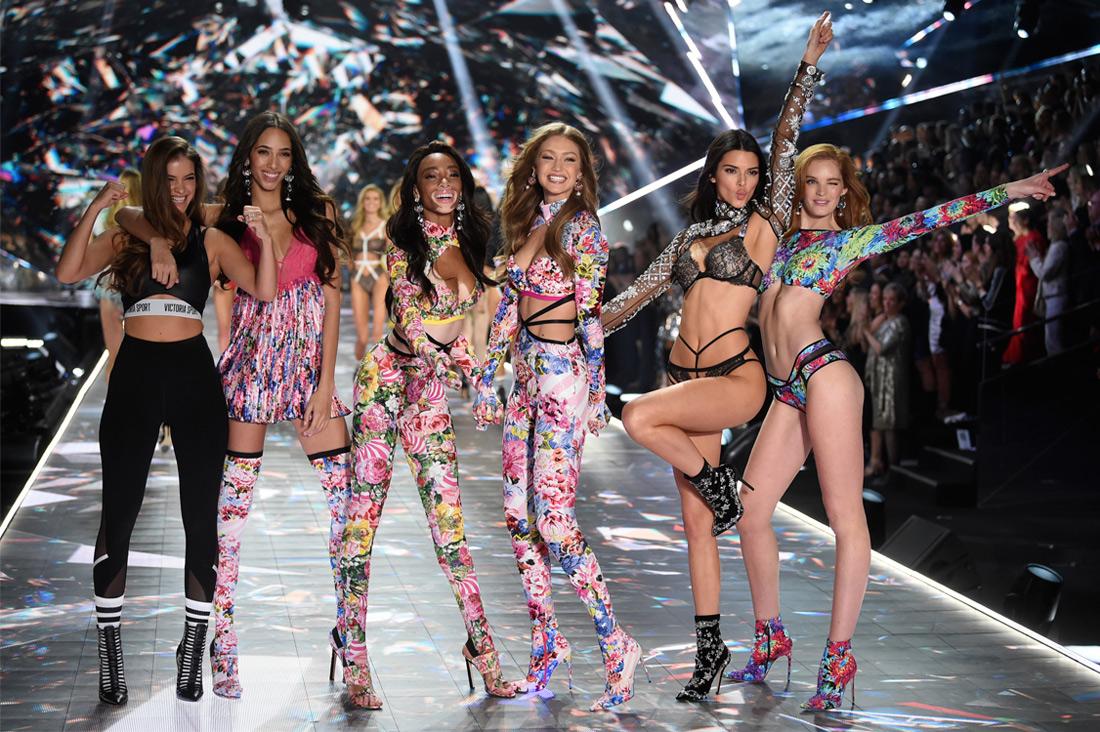 Шоу Victoria's Secret - фото 3 из 12