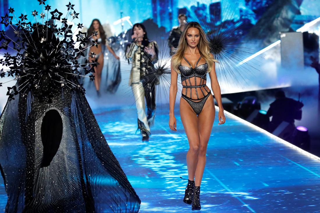 Шоу Victoria's Secret - фото 7 из 12
