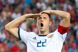 Артем Дзюба признан футболистом года по версии РФС