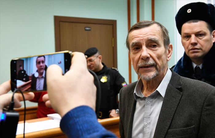 Прокуратура начала проверку обстоятельств ареста и условий содержания Пономарева