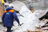 Кровля производственного здания обрушилась в подмосковном Дзержинском