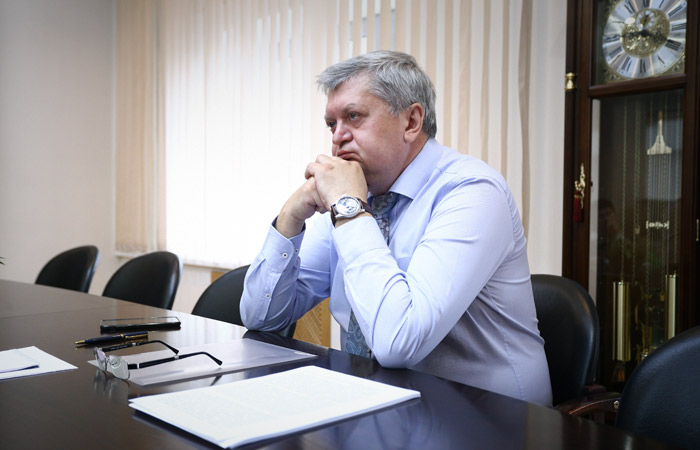 Суринов освобожден от должности главы Росстата