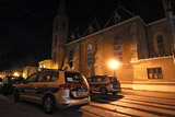 Более десятка человек пострадали при нападении в церкви в Вене