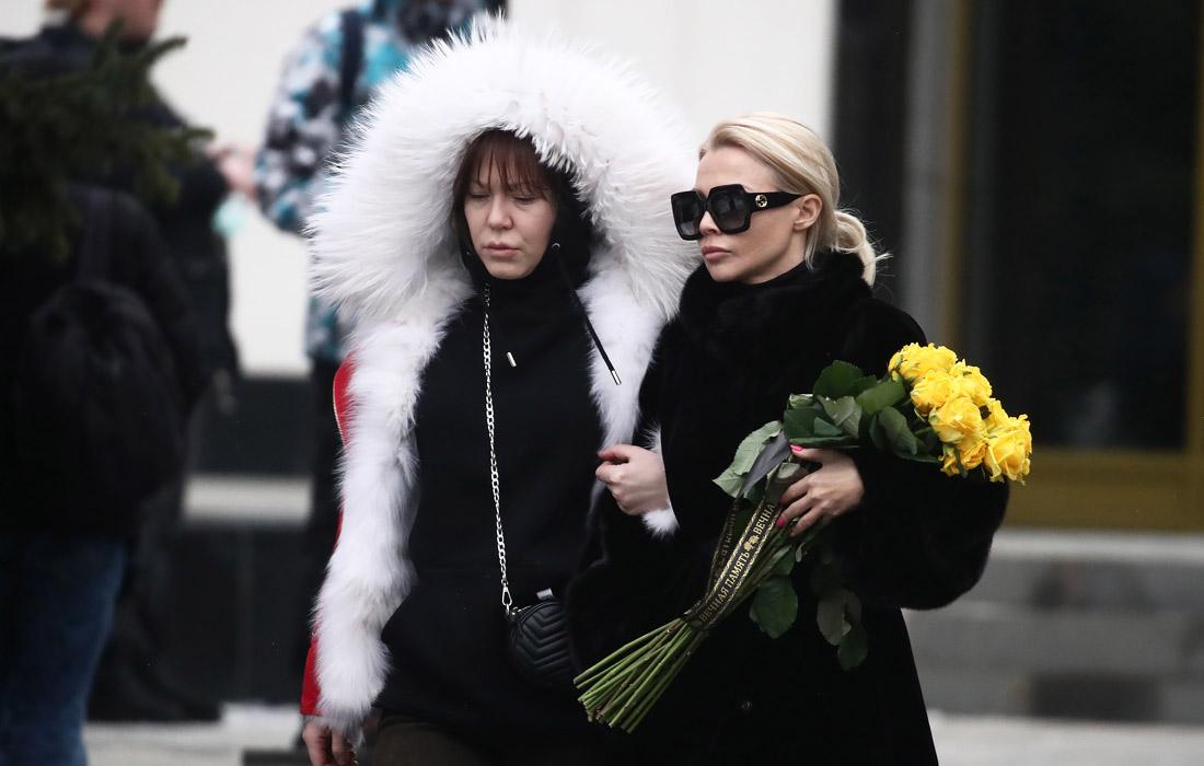 Прощание с Децлом в Москве