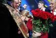 """Лидер партии """"Батькивщина"""" Юлия Тимошенко, народный депутат"""