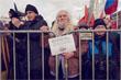 Кроме этого, 7 марта Госдума приняла в третьем окончательном чтении поправки в КоАП РФ о наказании за неуважительные публикации об обществе, госсимволах и госорганах.