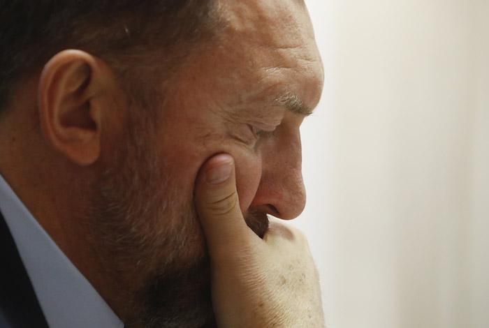 Дерипаска подал иск к Минфину США с требованием отмены персональных санкций