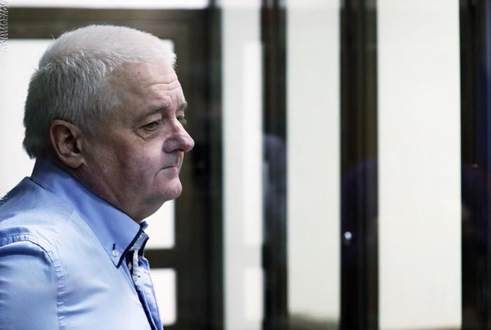Мосгорсуд приговорил норвежца Берга к 14 годам заключения за шпионаж