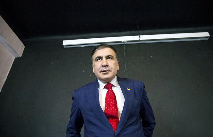 Путин призвал вернуть украинское гражданство Михаилу Саакашвили