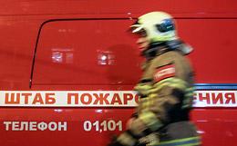Пожар в учебном корпусе РУДН потушен