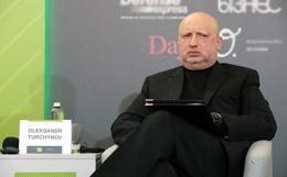 Александр Турчинов подал в отставку с поста секретаря СНБО Украины