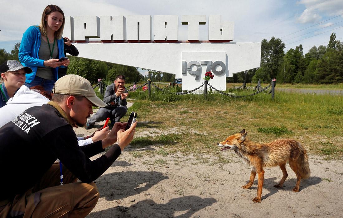 """Поток туристов в Чернобыльскую зону отчуждения в 2019 году после выхода мини-сериала HBO """"Чернобыль"""" может возрасти вдвое по сравнению с 2018 годом"""