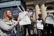 Акция в поддержку журналиста Ивана Голунова