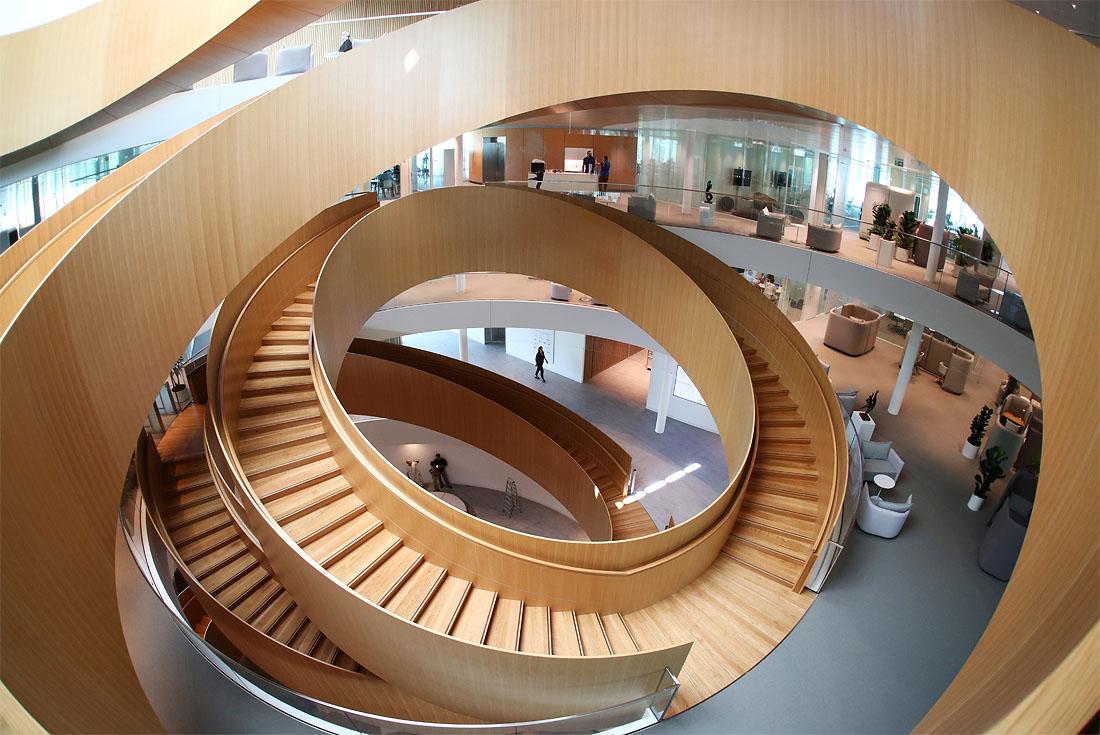 Новое здание штаб-квартиры МОК откроет свои двери 23 июня, в Международный Олимпийский день
