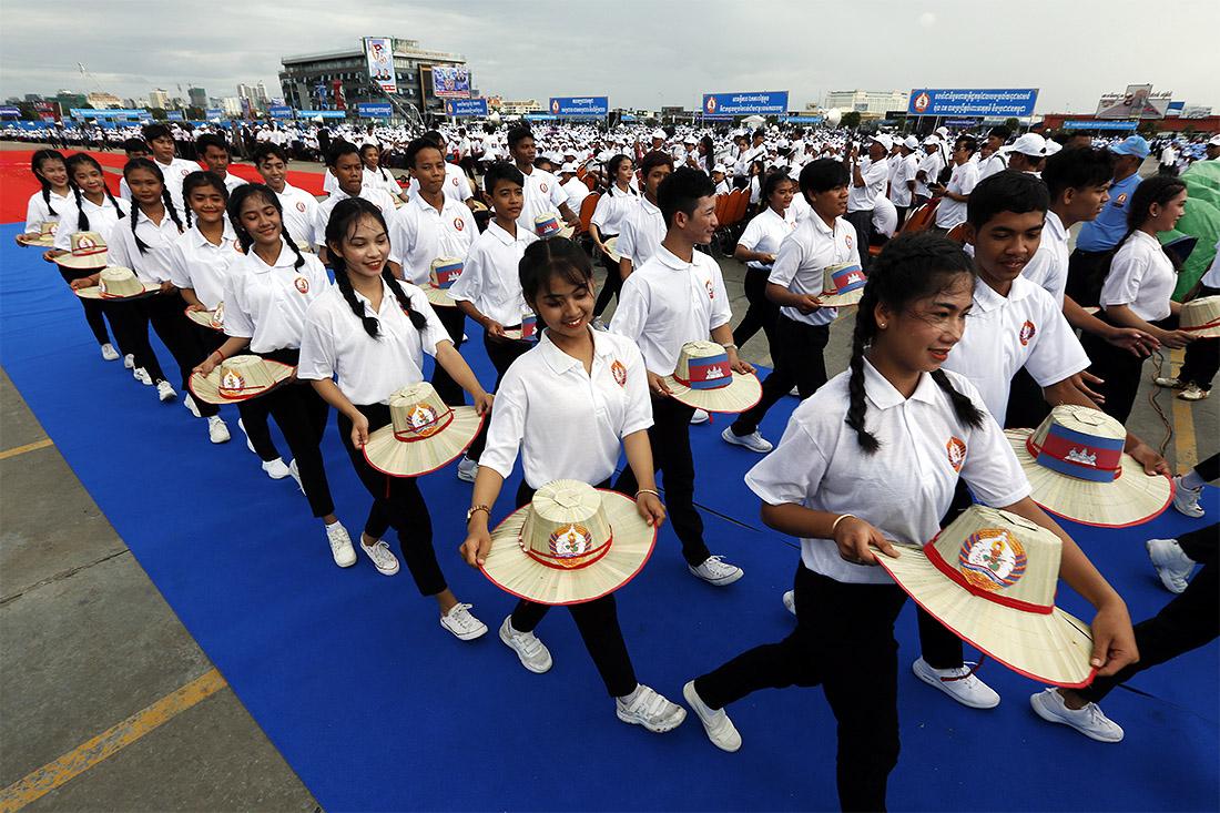 Народная партия Камбоджи отмечает сегодня 68-ю годовщину образования