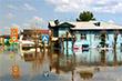 Подтопления зарегистрированы в шести районах - Нижнеудинском, Тайшетском, Тулунском, Чунском, Зиминском и Куйтунском
