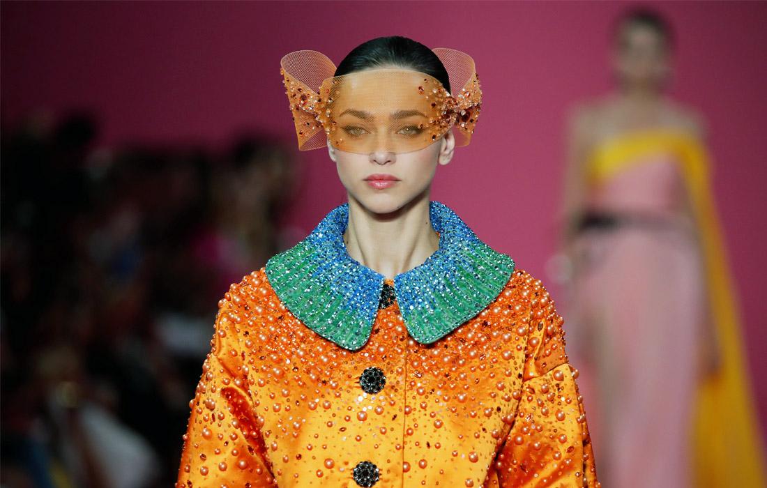 Творение ливанского модельера Джорджа Хобейка