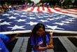 Парад в честь празднования Дня независимости США в Вашингтоне